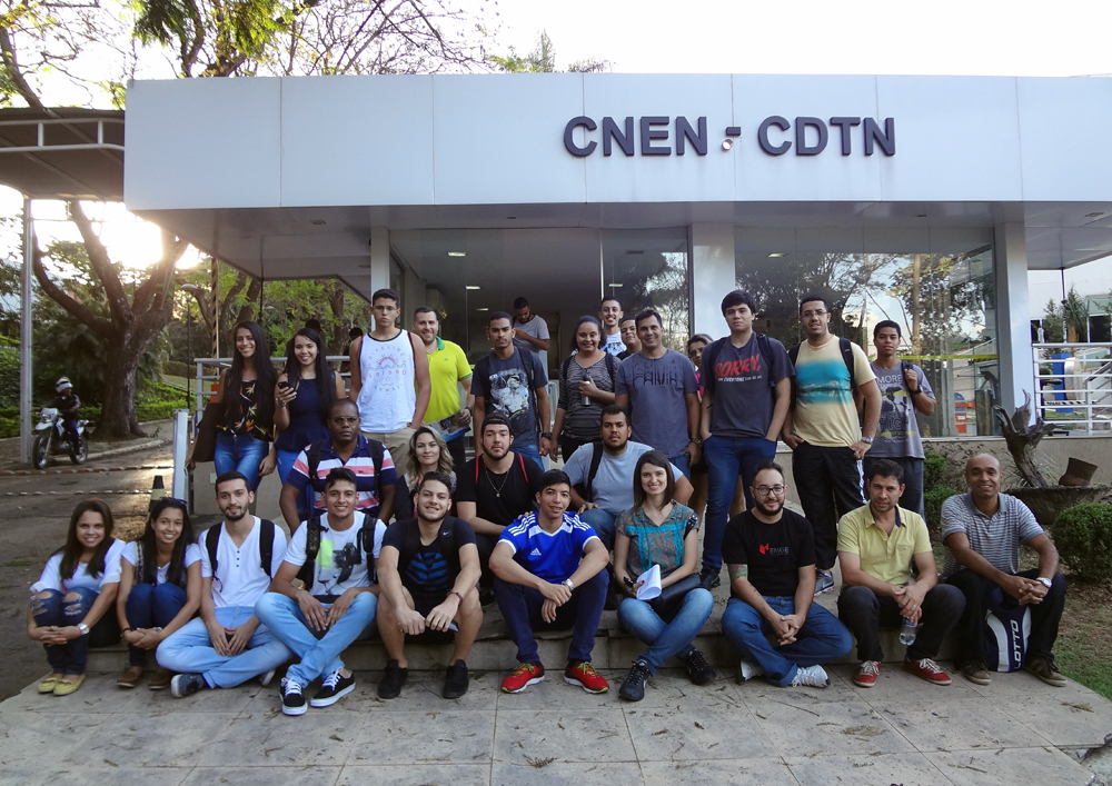 O CDTN é uma das unidades de pesquisa da Comissão Nacional de Energia Nuclear.
