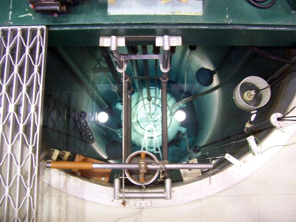 O Reator Triga IPR-R1 foi adquirido pelo governo do Estado de Minas Gerais em 1960.