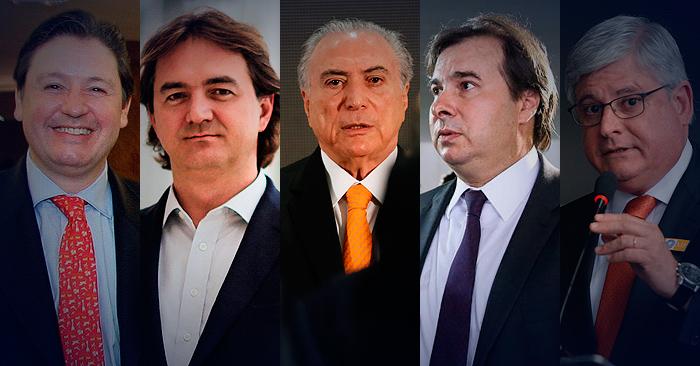 Crise política brasileira parece roteiro de filme de suspense.