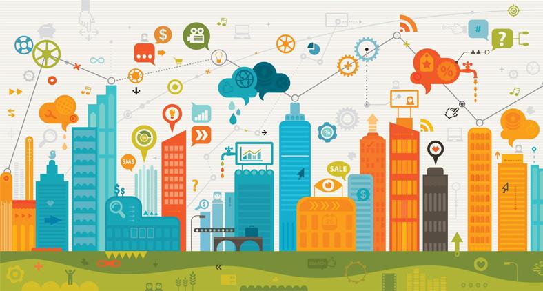 Rede de dispositivos inteligentes nos permite monitorar, controlar e melhorar nossas vidas.