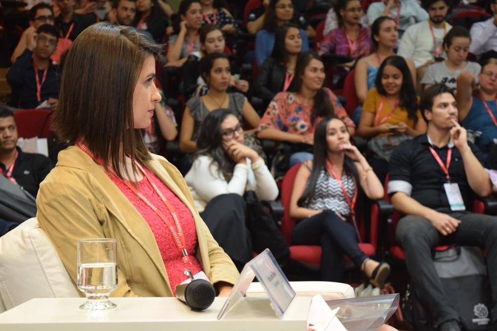 O Congresso do Conhecimento foi organizado pela EMGE - Escola de Engenharia de Minas Gerais e pela Dom Helder Escola de Direito.