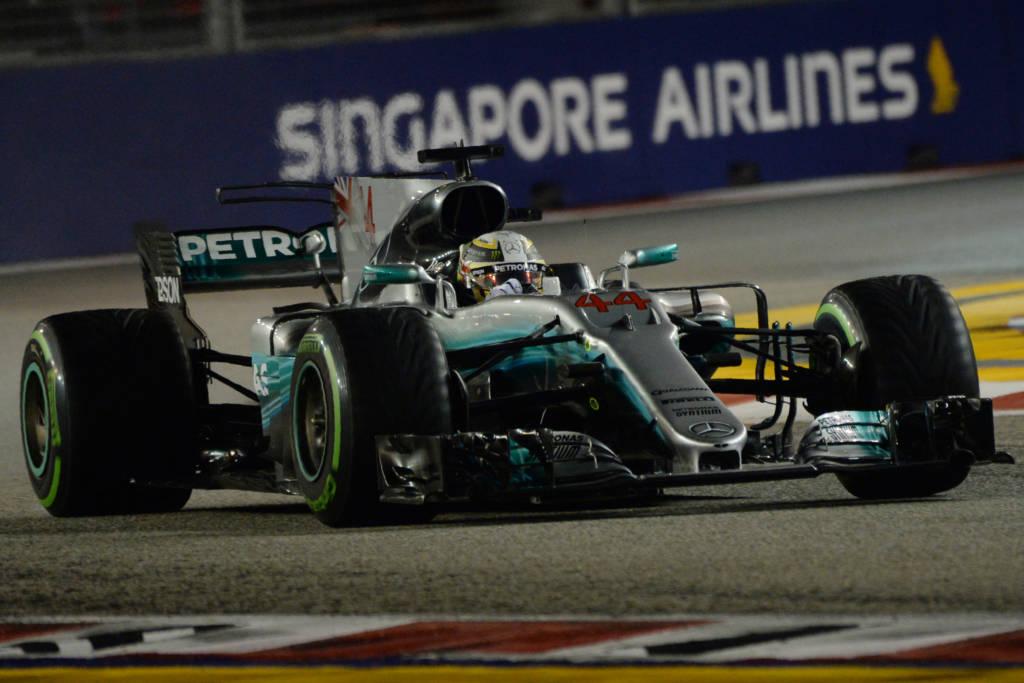 Hamilton busca seu quarto título na F1