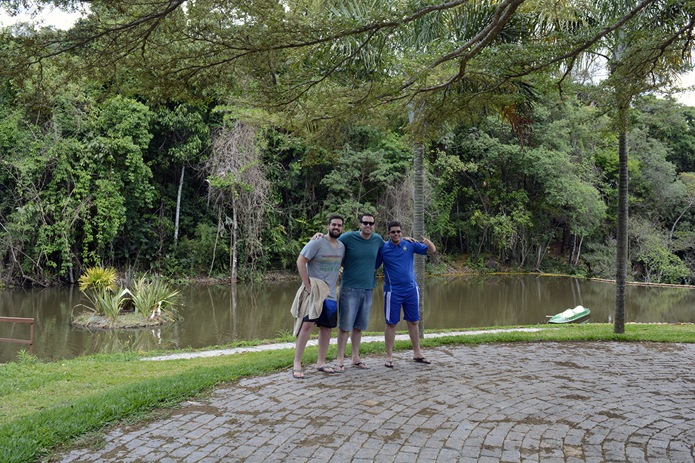 As atividades foram coordenadas pelos professores Edmilson Ferreira e Maria Aparecida.
