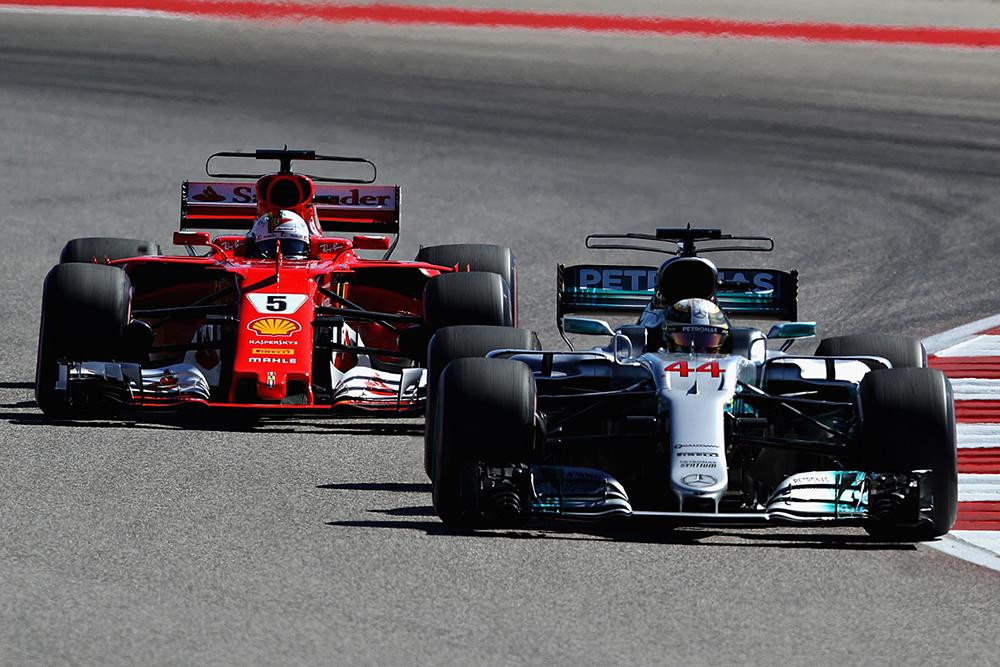 Lewis Hamilton venceu sua oitava corrida na temporada.