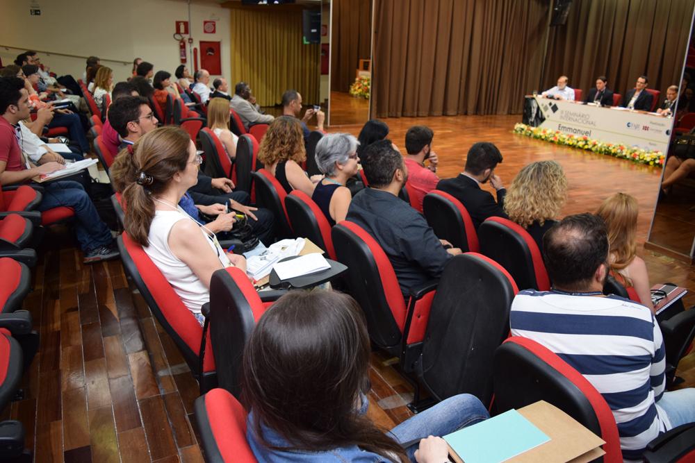 Seminário Internacional sobre Lévinas acontece na Dom Helder Escola de Direito.