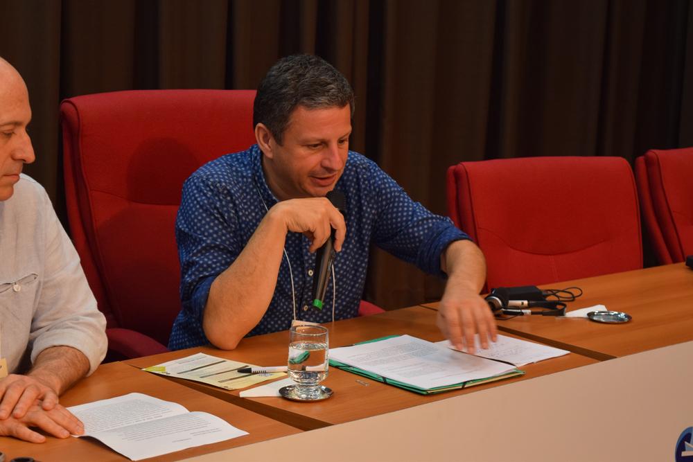 François-David Sebbah falou sobre alguns aspectos da filosofia de Lévinas.