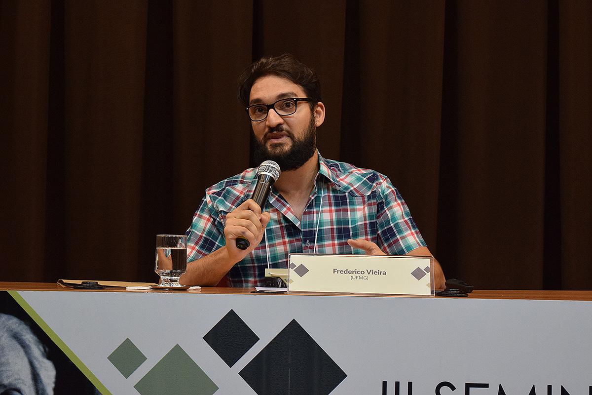 Frederico Vieira (UFMG).