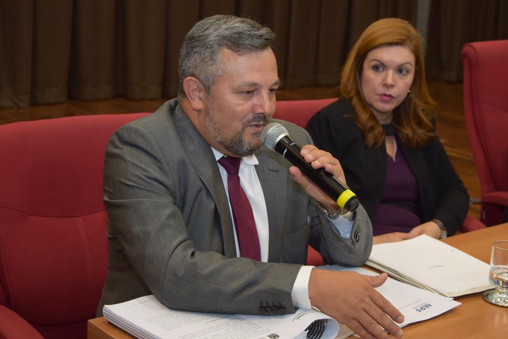 Procurador da República Helder Magno da Silva falou sobre a tragédia de Mariana.