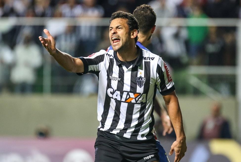 Atlético tem proposta na mesa do Flamengo por Fred