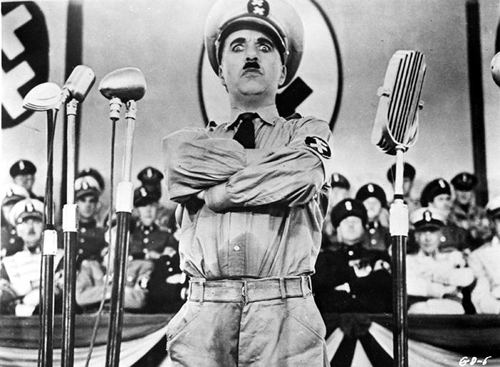 O Grande Ditador (1940).