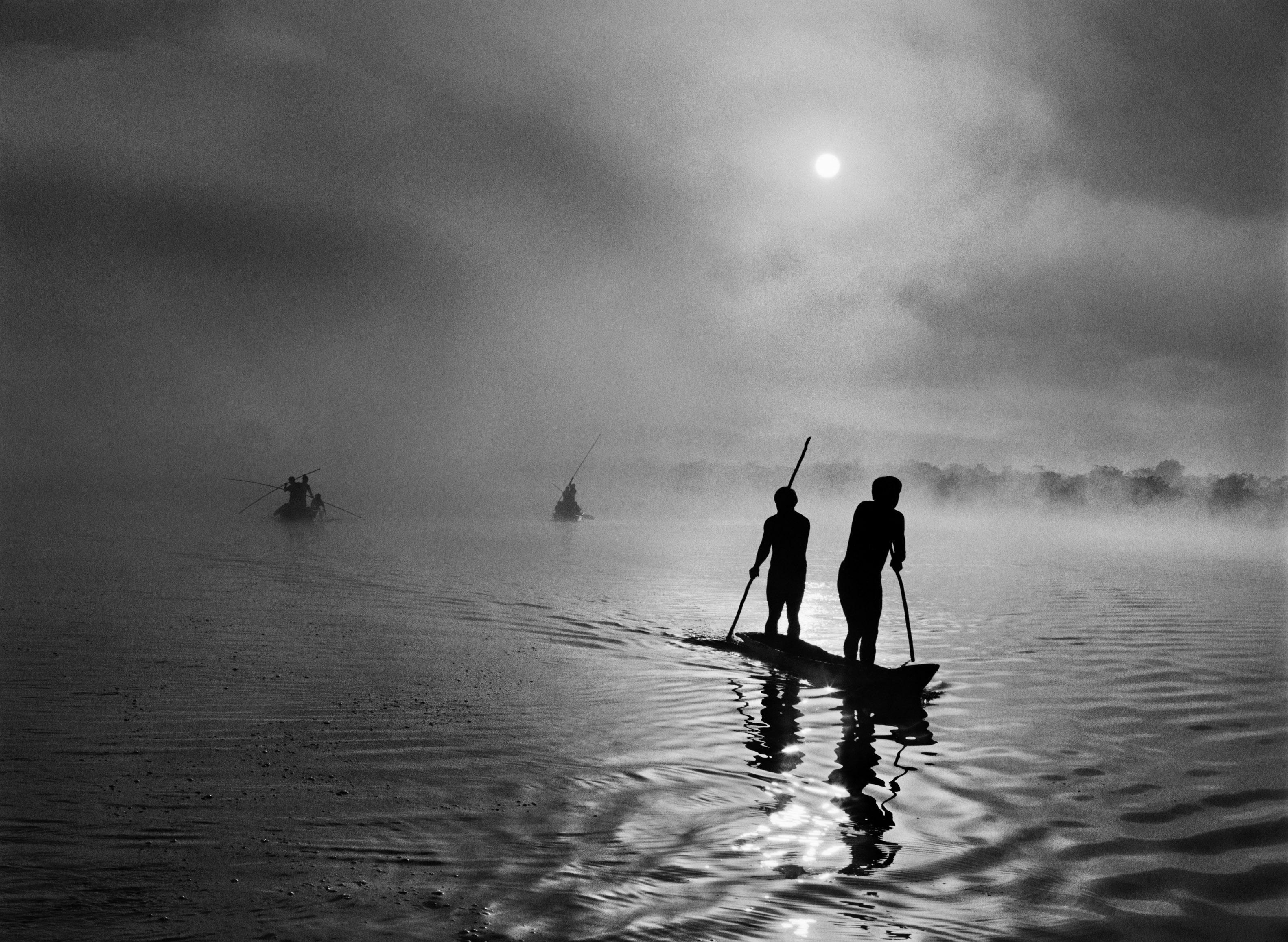 Sebastião Salgado destaca a importância dos índios para a Amazônia