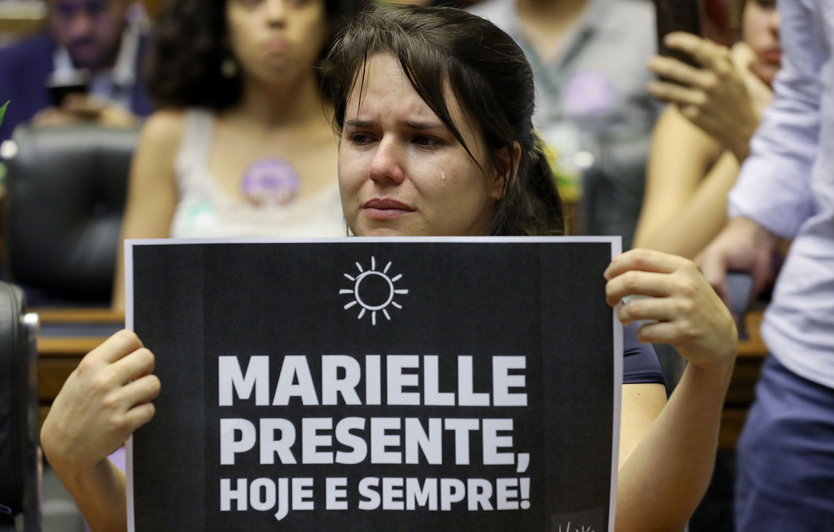 ONU acompanha de perto o caso do assassinato de Marielle Franco