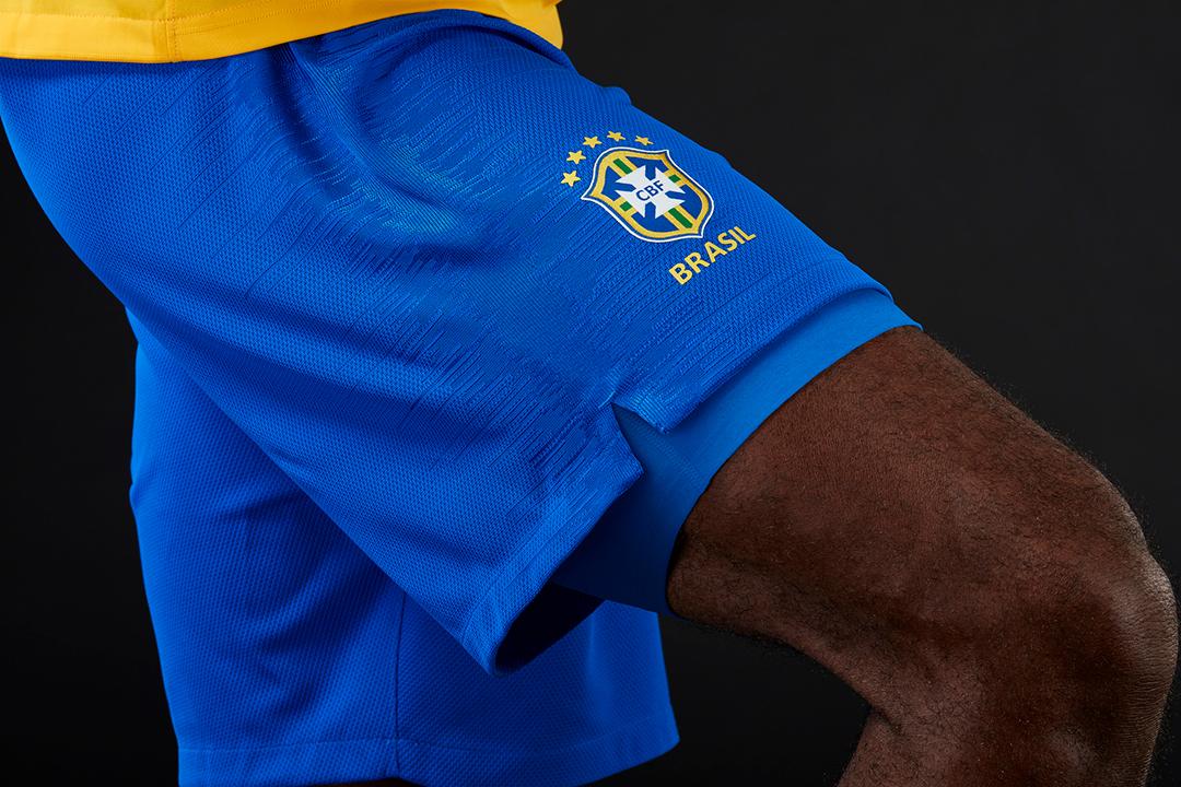 A Seleção estreia a nova linha de uniformes em amistoso contra a Rússia nesta sexta-feira.