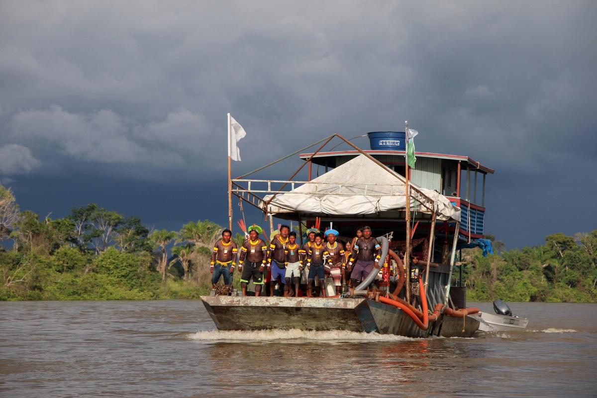 A exploração mineral também passa pelos territórios indígenas