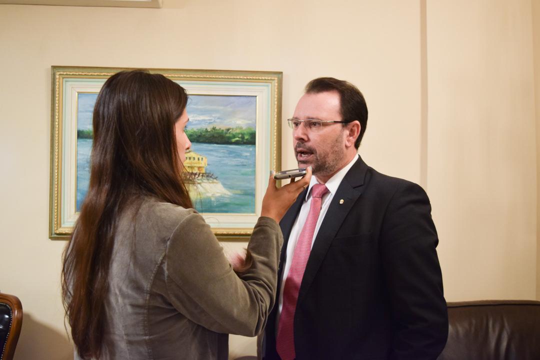 Procurador da República Douglas Fischer concede entrevista ao DomTotal