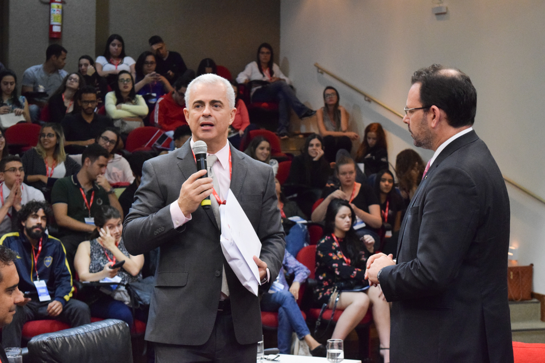 Professor José Carlos Machado Júnior (Dom Helder e juiz federal) media painel.