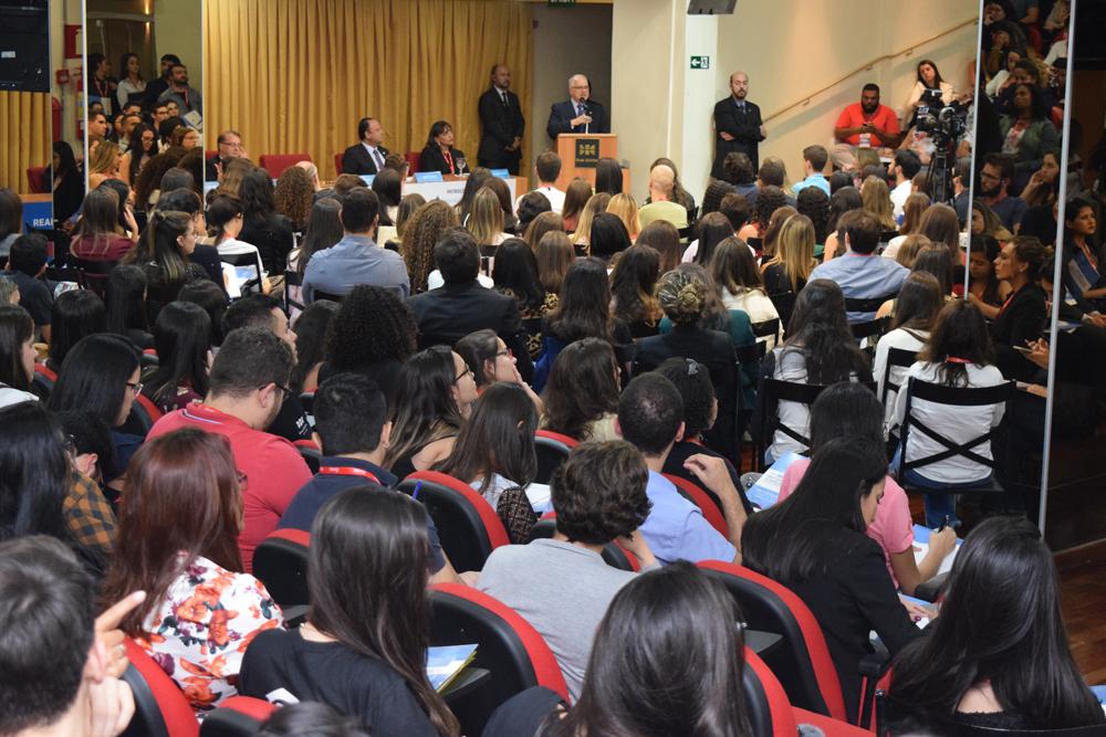 Relator da Lava Jato proferiu palestra de abertura do 'Congresso Direito Administrativo em tempos de Lava Jato'