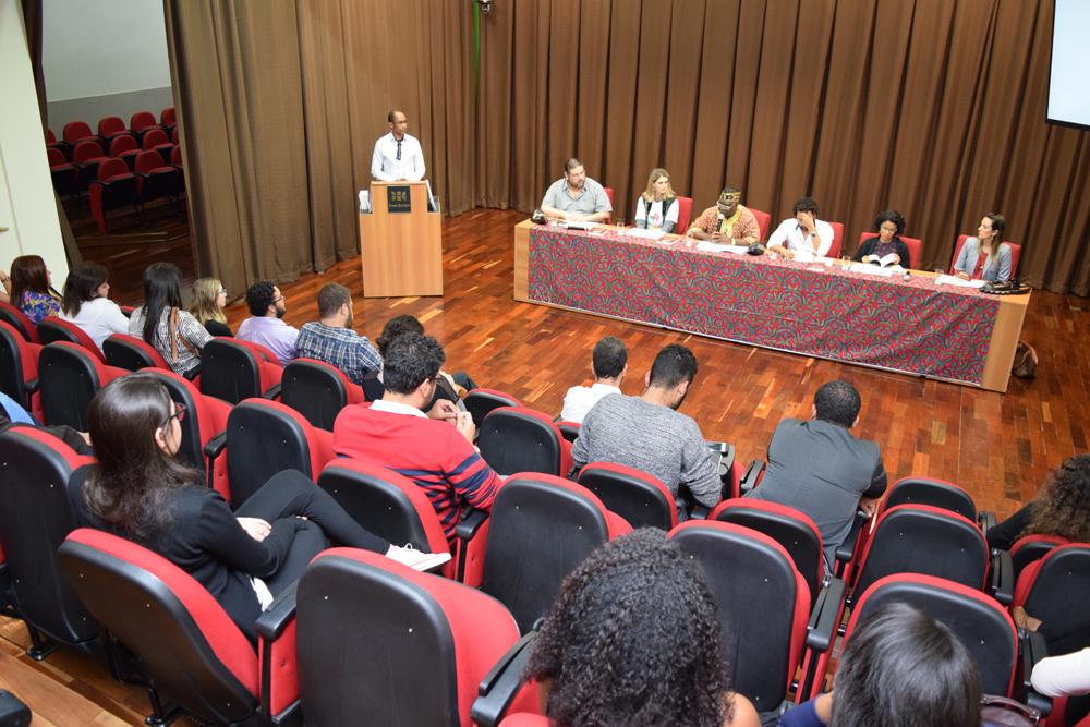 Seminário Afrodom aconteceu na Dom Helder Escola de Direito
