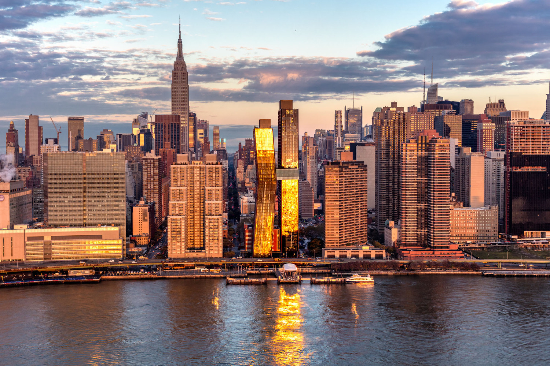 Melhor Edifício em Altura – Américas: American Copper Buildings / SHoP