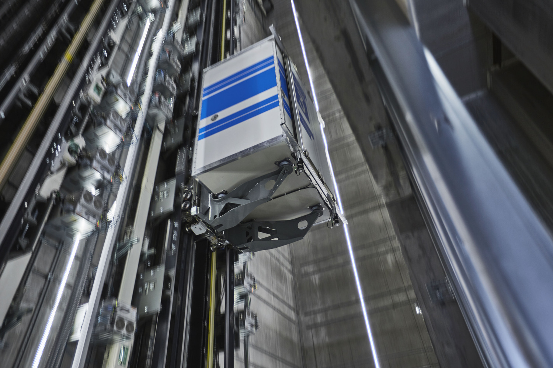 Prêmio Inovação: MULTI / ThyssenKrupp