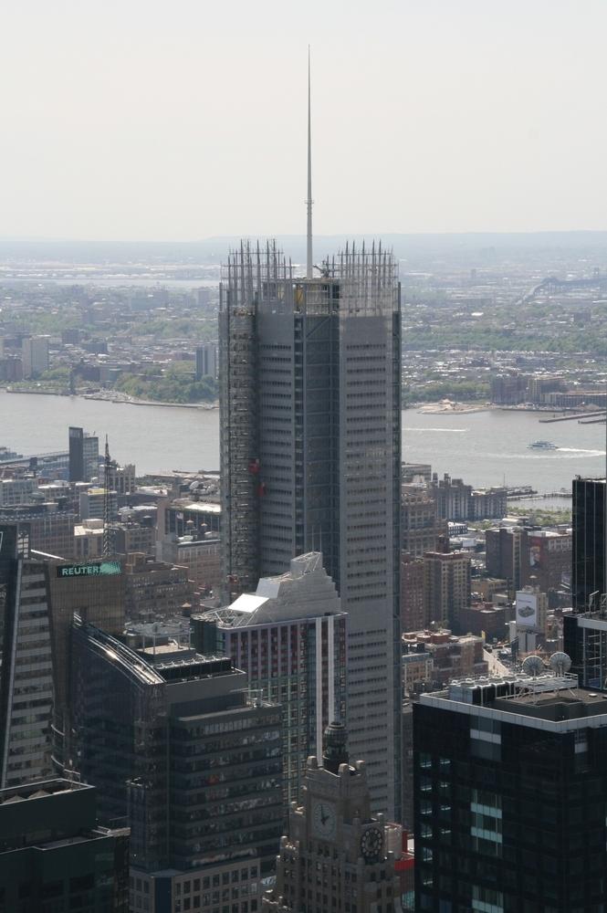 Prêmio de 10 anos – Vencedor 2007: New York Times Tower / Renzo Piano