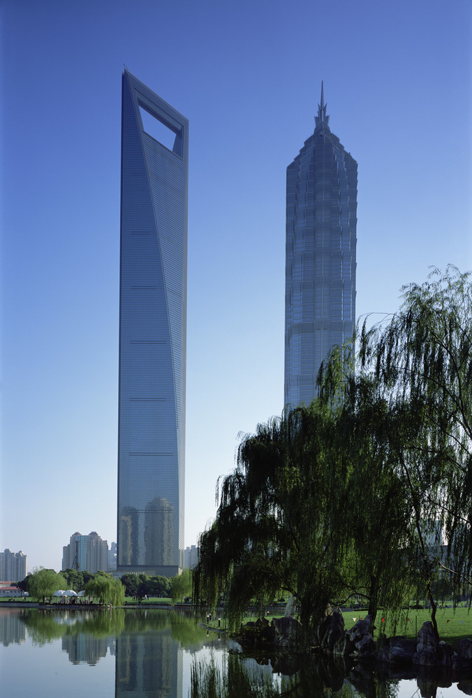 Prêmio de 10 anos – Vencedor 2008: Shanghai World Financial Center / KPF