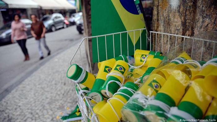 O número de brasileiros que afirmaram não ter nenhum interesse pelo Mundial aumentou 11%.
