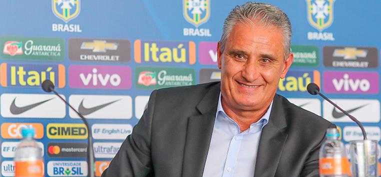 Formado em educação física pela PUC Campinas, Tite começou sua carreira como treinador do Guarany-RS
