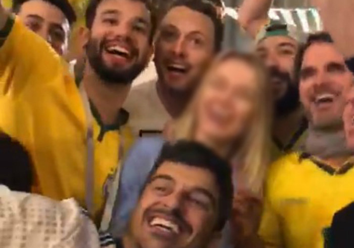 Atitude de brasileiros envergonhou o país