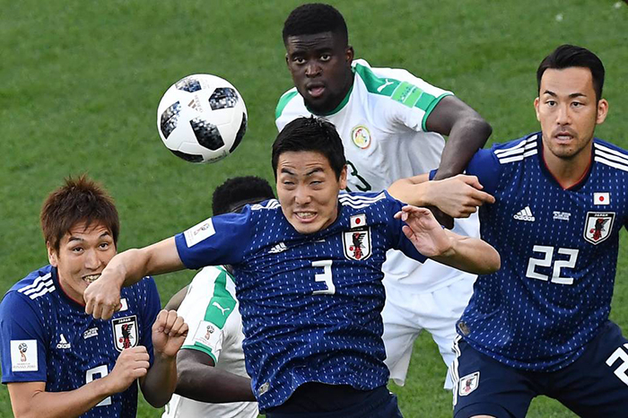 Japan Senegal
