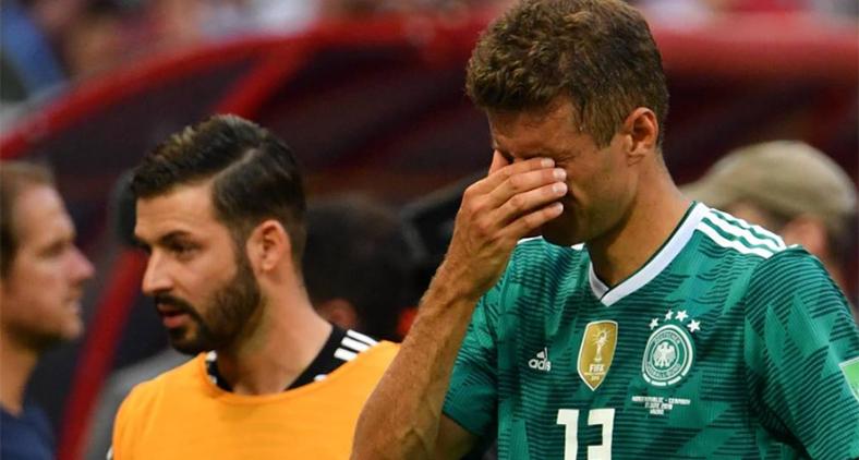 Nenhuma seleção poderá, nessa copa, empatar com o Brasil em número de conquistas. (Saeed Khan / AFP)