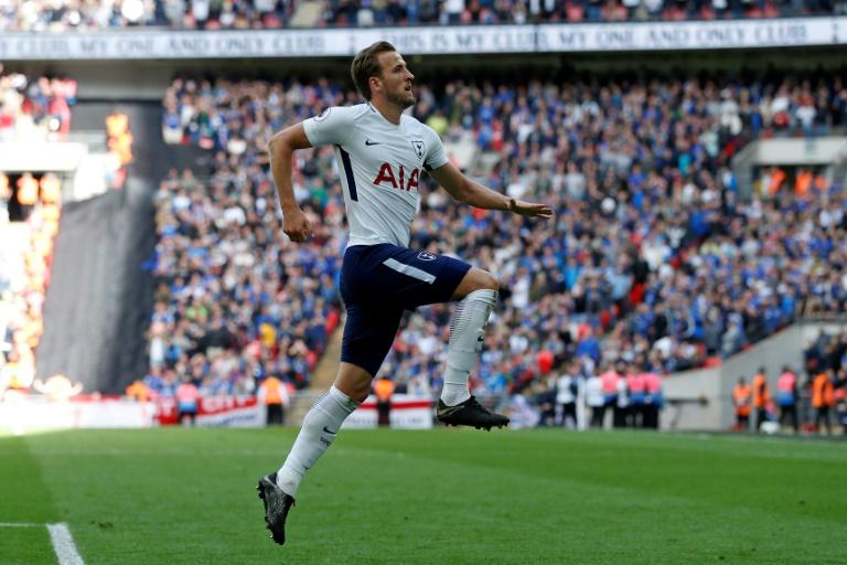 Harry Kane: astro do Tottenham e da seleção inglesa.