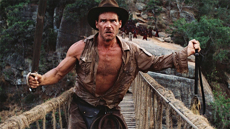 Harrison Ford vive