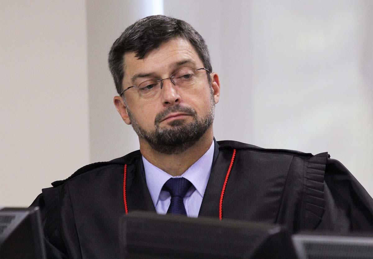 Procurador Maurício Gotardo Gerum, no julgamento de recursos da Lava Jato na 8ª Turma do TRF4