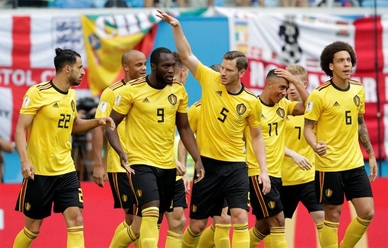 Belgas fizeram história na Rússia ao eliminar a favorita seleção brasileira nas quartas e garantir o terceiro lugar.