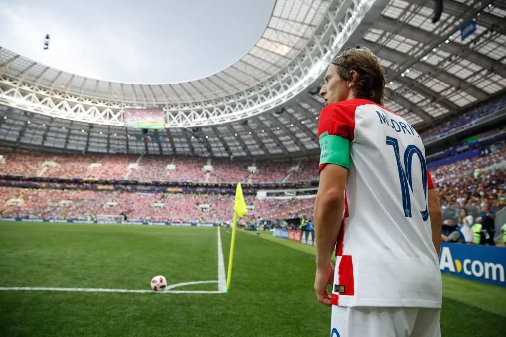 Copa do Mundo da Rússia terminou neste domingo com show de gols