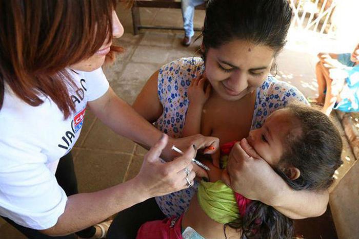 Vacinação é a melhor forma de evitar a doença.