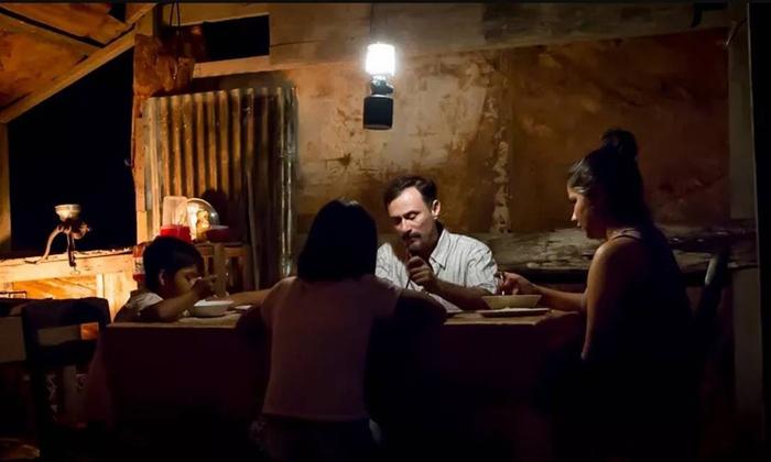Cena do filme 'Los Silencios', de Beatriz Seigner.