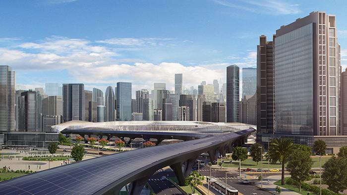 A HyperloopTT planeja a construção da linha em várias fases a partir da alocação de dez quilômetros na região.