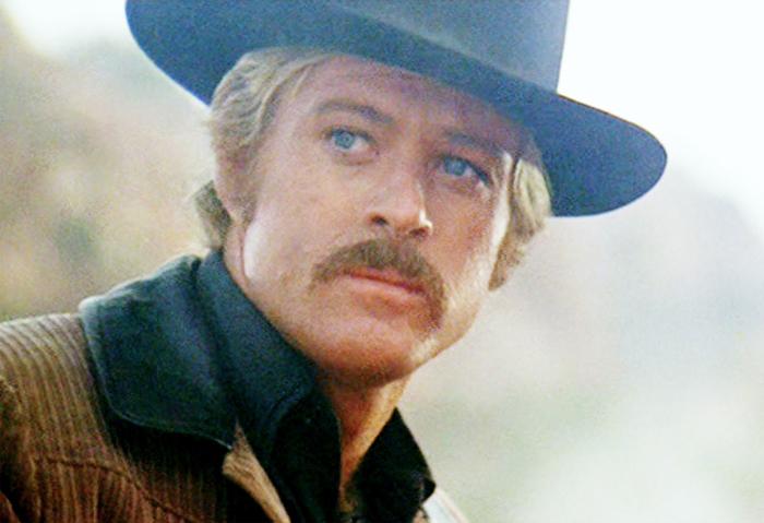 Robert Redford em cena no filme