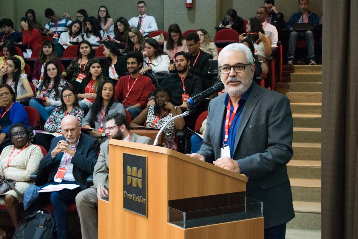 Prof. José Luiz Quadros de Magalhães participou da fundação da Dom Helder e foi docente da instituição.