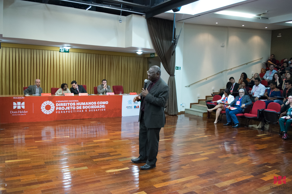 Objetivo do seminário é abrir um espaço de discussão frente às diferentes concepções de Direitos Humanos.