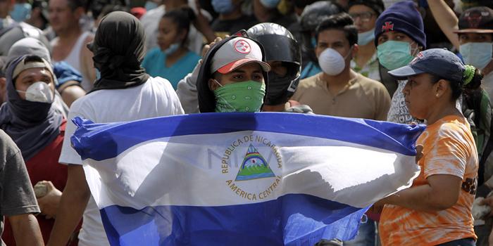 Recentemente, a Comissão Interamericana de Direitos Humanos informou que 322 pessoas morreram em quatro meses de protestos contra o governo de Ortega.