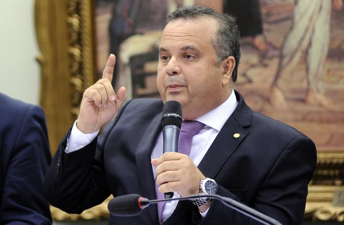 Marinho já arrecadou R$ 822 mil até agora, 75% doados por pessoas físicas, o que o coloca em segundo no ranking de deputados que mais receberam doações até agora.