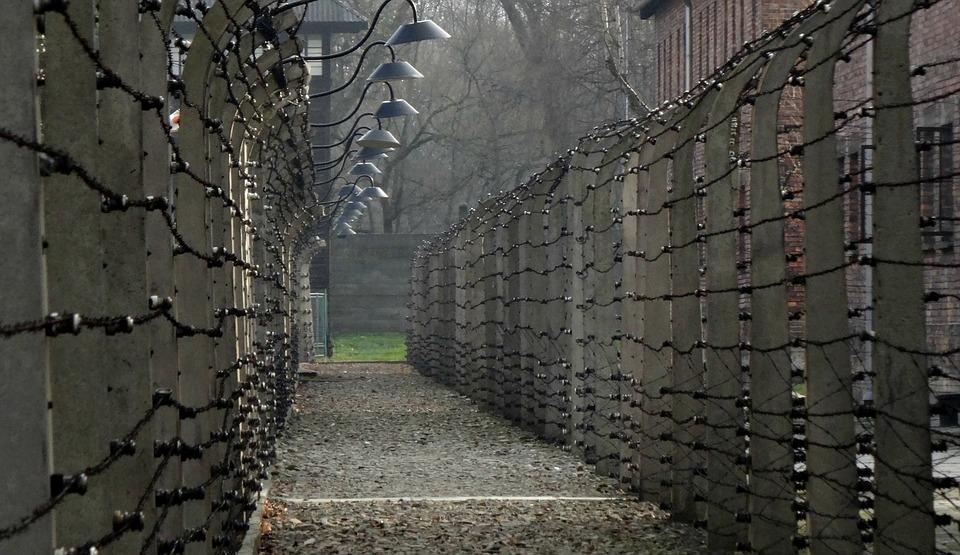 Campo de Concentração Holocausto em Auschwitz, na Polônia