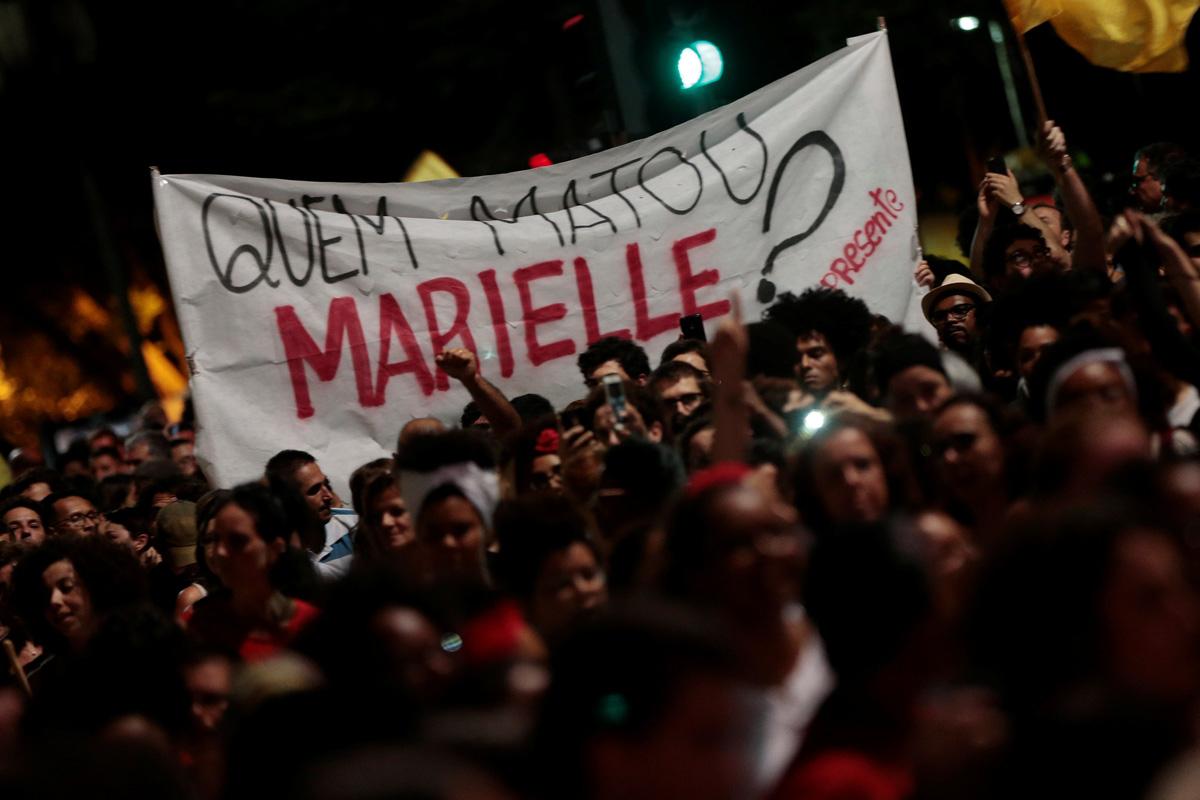 'Até agora, o crime continua sem uma resposta e as autoridades fracassaram'