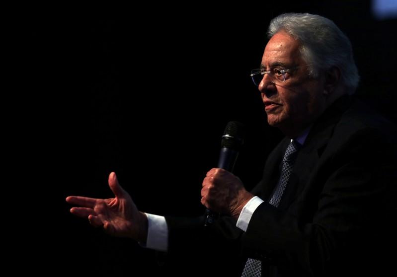 Fernando Henrique já declarou publicamente apoio ao candidato do PSDB, Geraldo Alckmin.