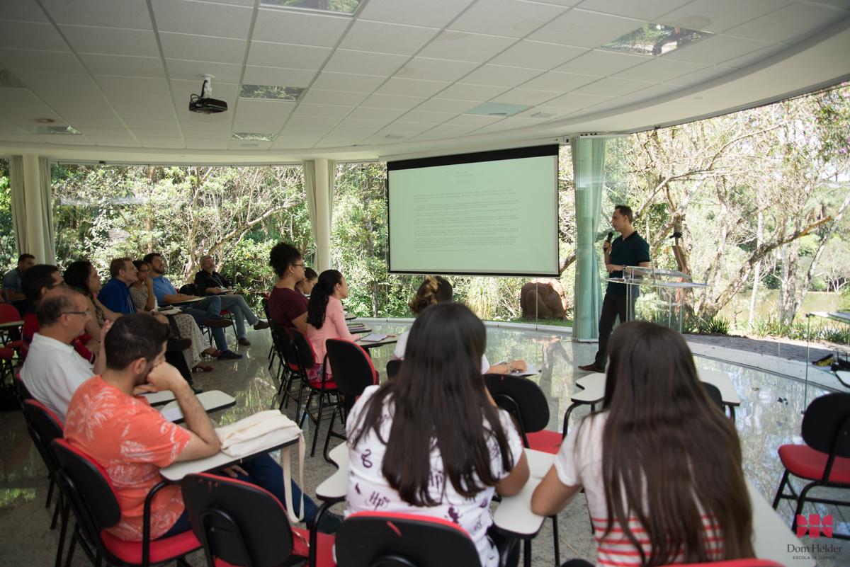 Márcio Luís de Oliveira, professor Adjunto de Graduação e do Mestrado em Direito Ambiental e Desenvolvimento Sustentável da Dom Helder Câmara.