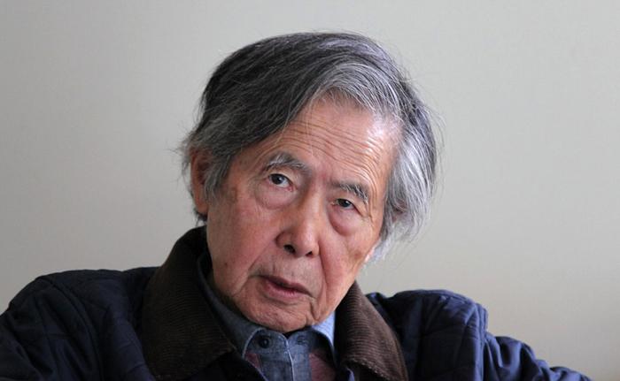Fujimori, de 80 anos, tinha sido absolvido de suas condenações por abusos de direitos humanos pelo ex-presidente Pedro Pablo Kuczynski na véspera do Natal.