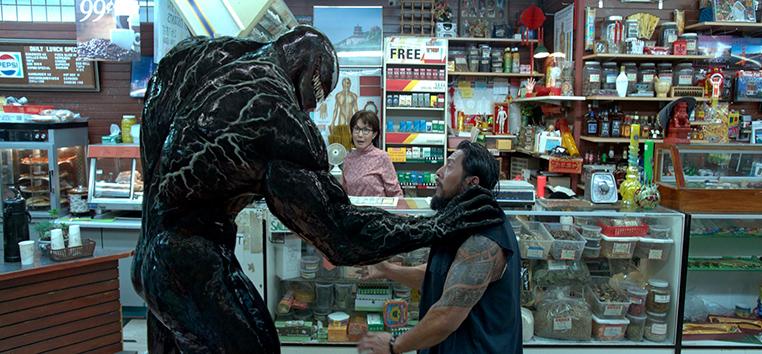 Venom foi vilão na série do Homem-Aranha, mas, agora, ao contar sua história, sugere que não é bem assim.